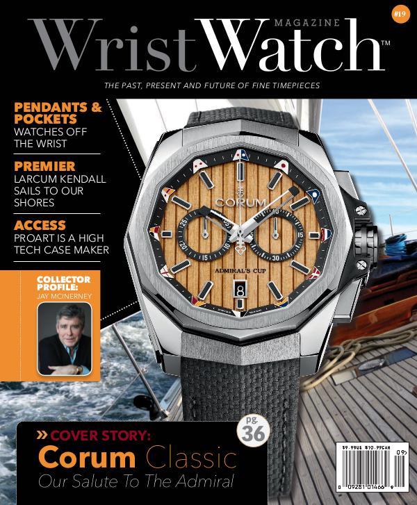 WristWatch Magazine #19