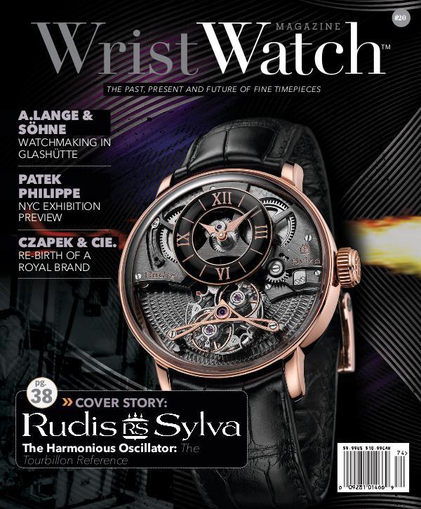 WristWatch Magazine Issue 20
