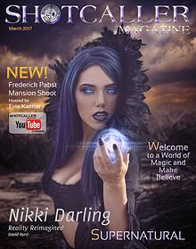 Shotcaller Magazine