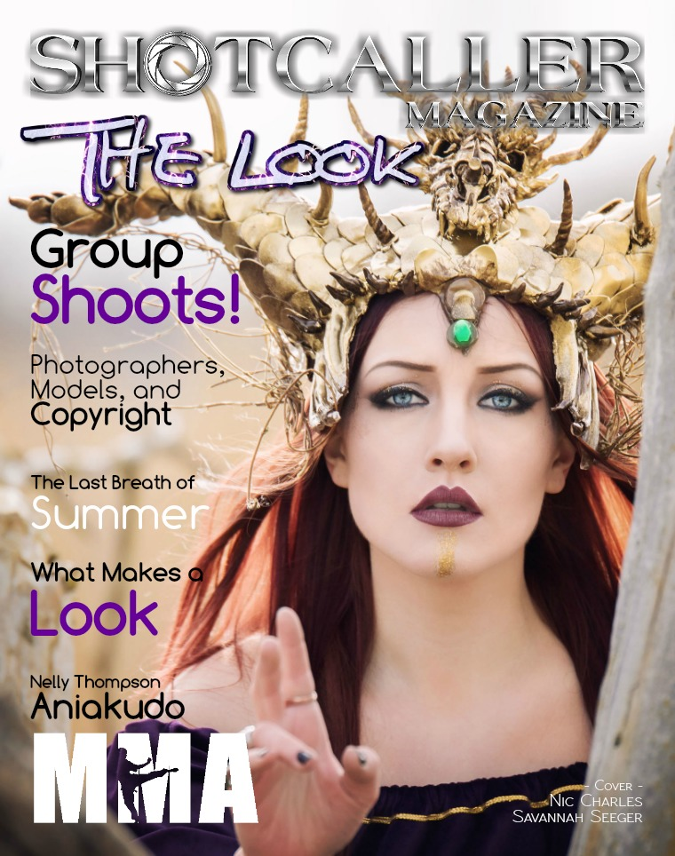 Shotcaller Magazine THE LOOK