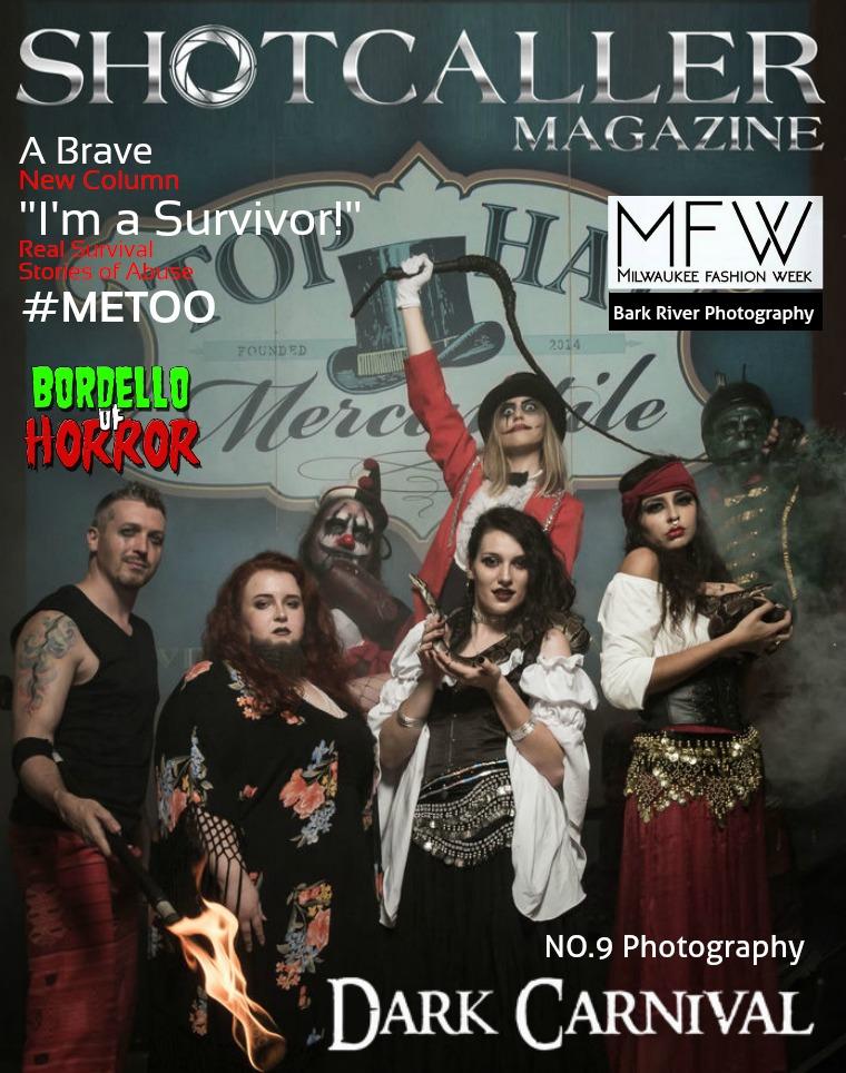 Shotcaller Magazine Dark Carnival