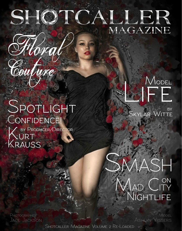 Shotcaller Magazine Floral Couture v2.0
