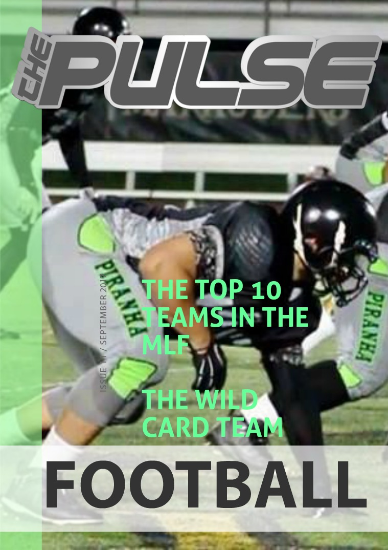 The Pulse Issue 11, Mid season Review