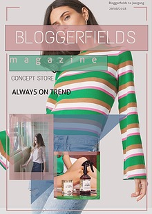 Opening Bloggerfields