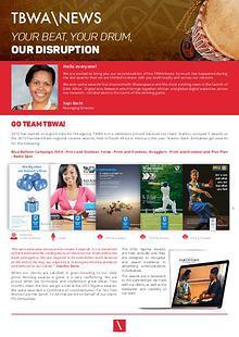 TBWA Zimbabwe Newsletter