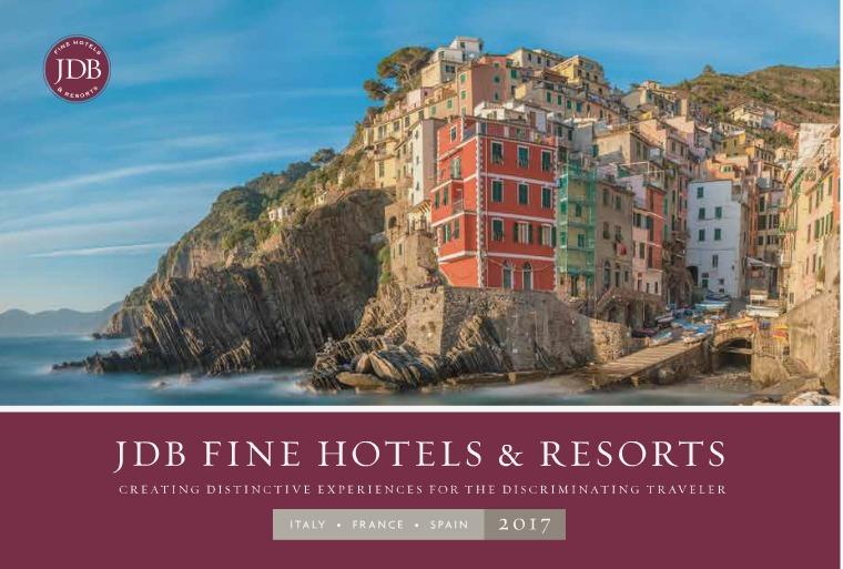 JDB Fine Hotels Directory 2017