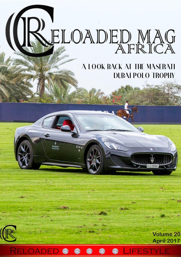 Reloaded Mag Africa Volume 18