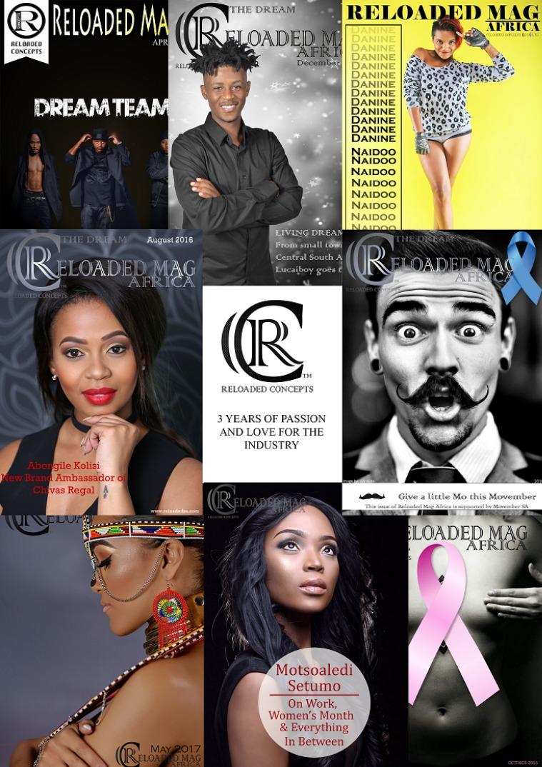 Reloaded Mag Africa Volume 21