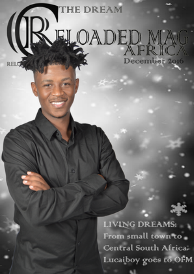 Reloaded Mag Africa Volume 17