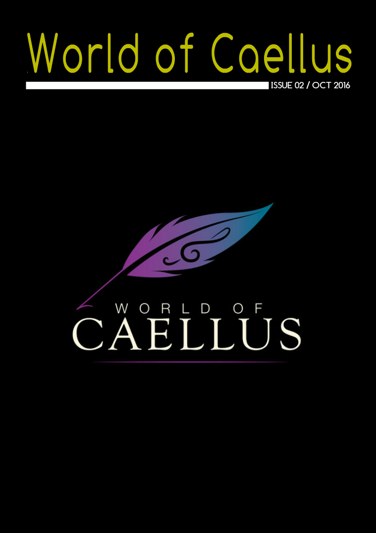 World of Caellus Mag October 2016