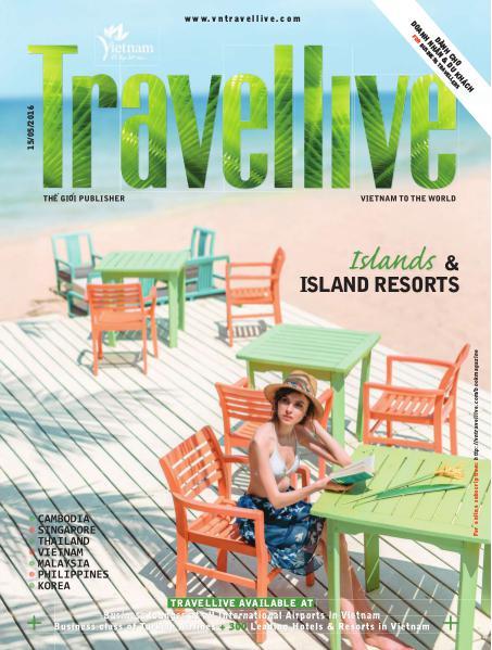 TRAVELLIVE MAGAZINE Travellive 05-2016