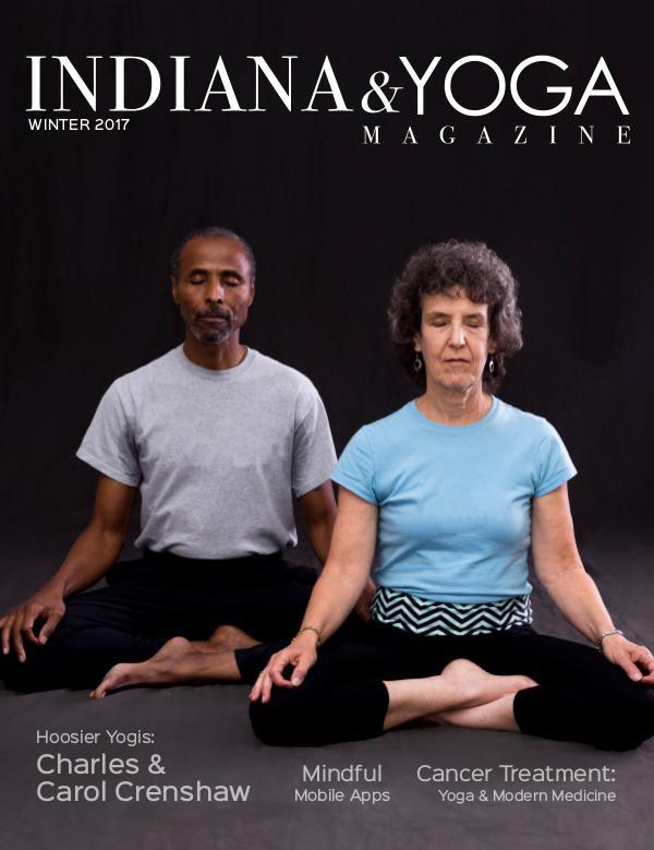 Indiana & Yoga Magazine Winter 2017 Issue 2