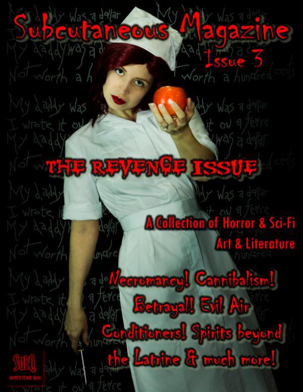 Subcutaneous Magazine Revenge 2017