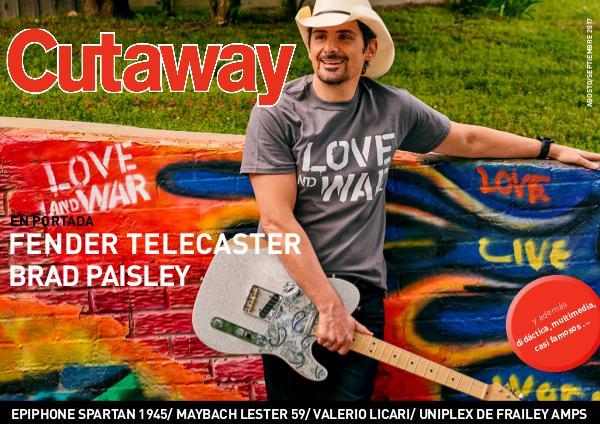 Cutaway Guitar Magazine CUTAWAY 60