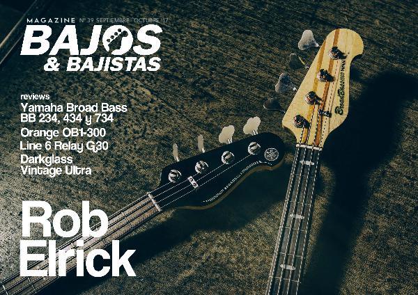 Cutaway Guitar Magazine BAJOS Y BAJISTAS 39