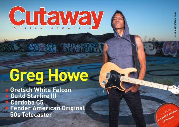 Cutaway Guitar Magazine CUTAWAY 63