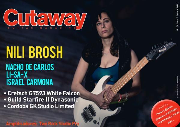 Cutaway Guitar Magazine CUTAWAY 74