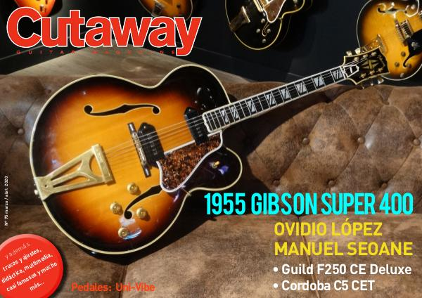 Cutaway Guitar Magazine cuta 75
