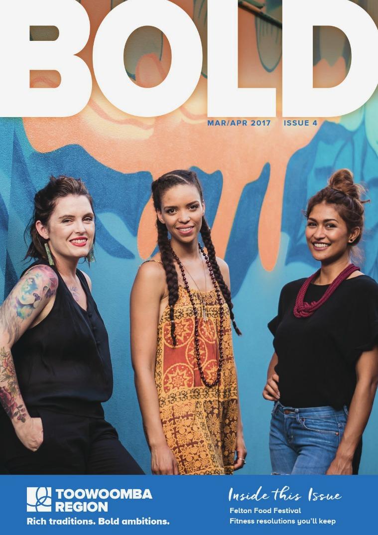 BOLD - Issue 4: Mar/Apr BOLD - Issue 4: Mar/Apr