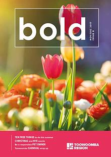 BOLD - Issue 8: November/December