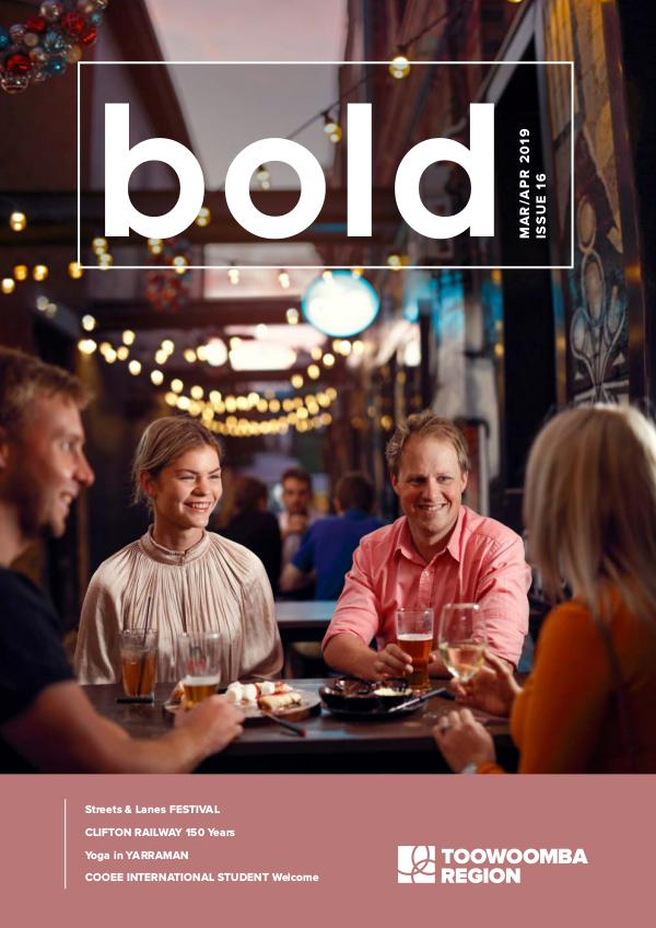 BOLD - Issue 16 March April 2019 MarApr19_BOLD_NL - Joomag