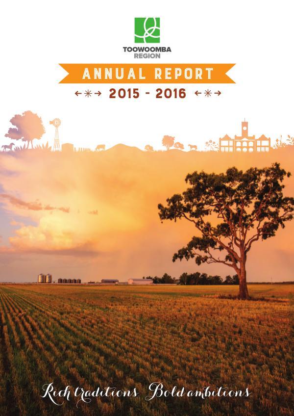 2015-16 Annual Report 2015-16 Annual Report