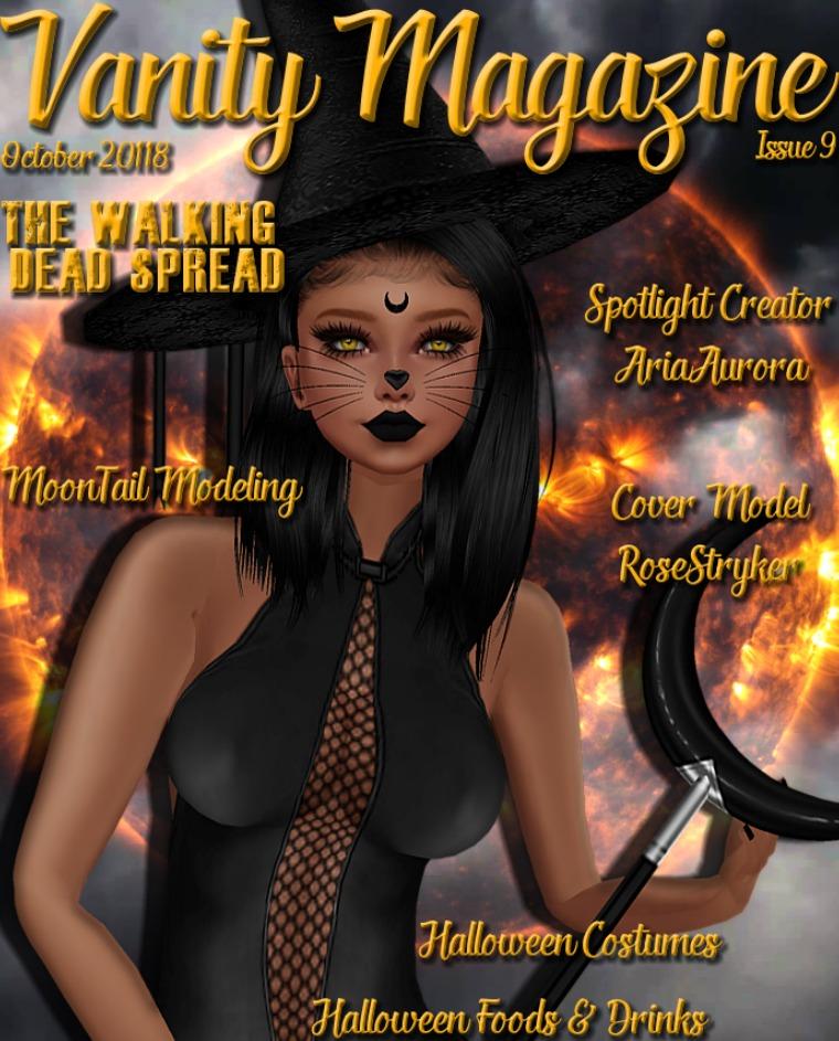 Vanity Magazine 9