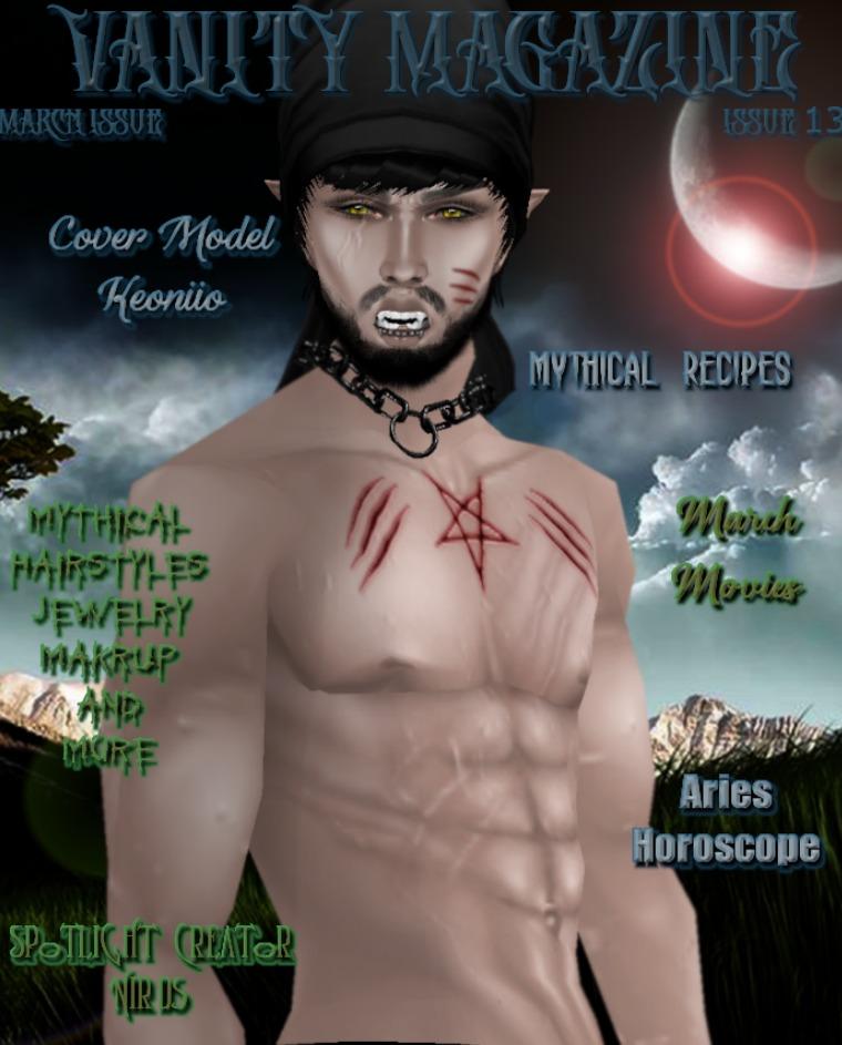 Vanity Magazine 13