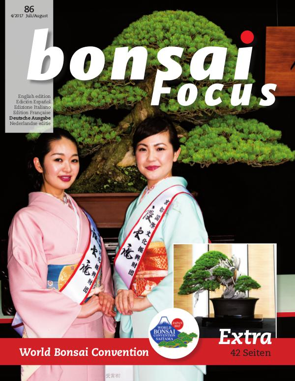BONSAI FOCUS - Deutsch 2017-4