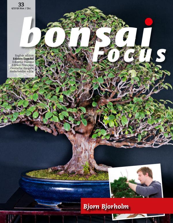 BONSAI FOCUS - Español 2018-6