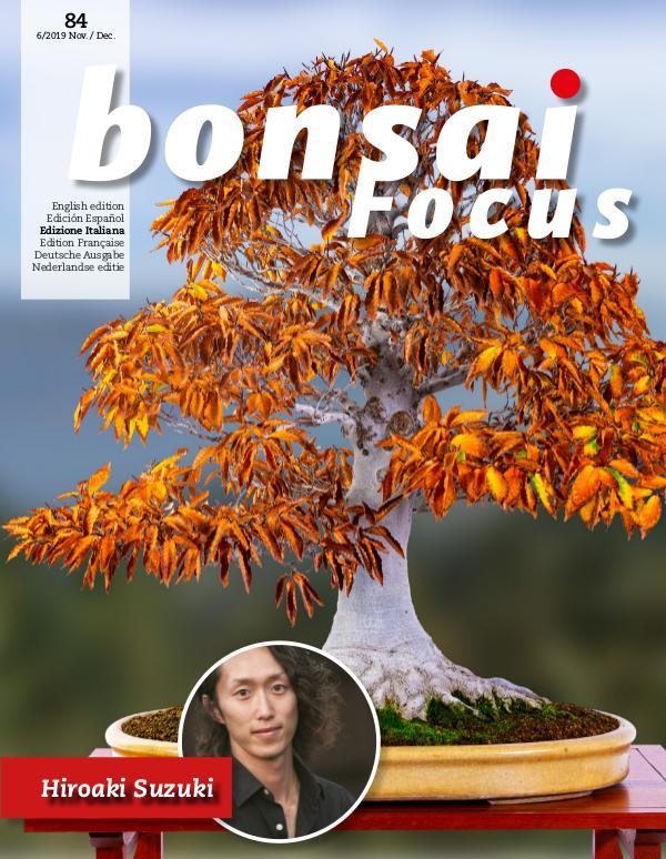 BONSAI FOCUS - Italiano 2019-6