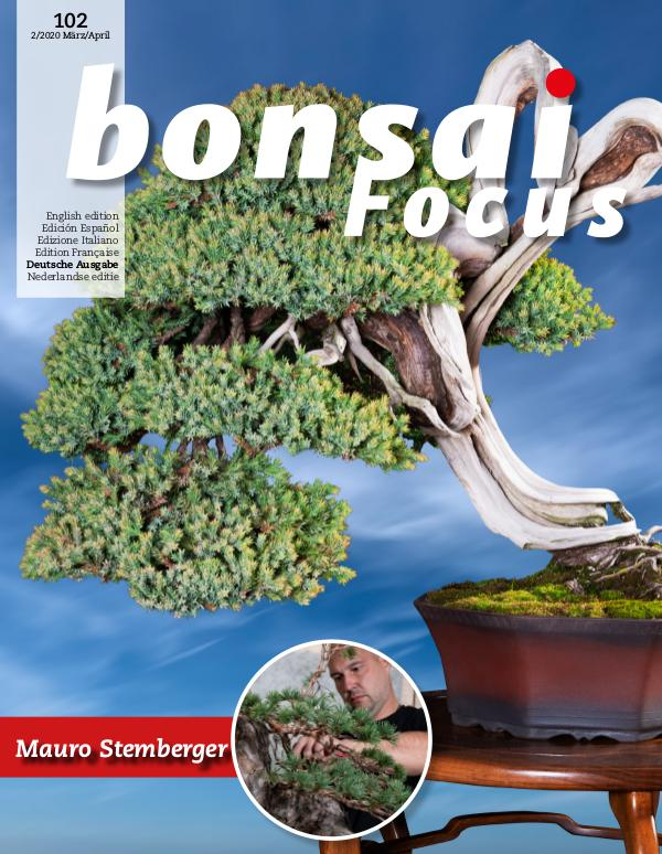 BONSAI FOCUS - Deutsch 2020-2