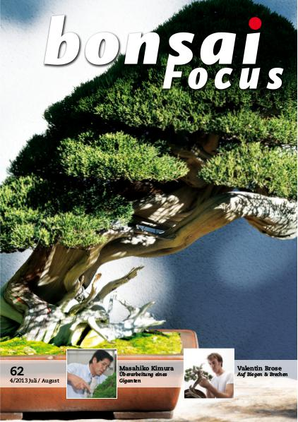 BONSAI FOCUS - Deutsch 2013-4