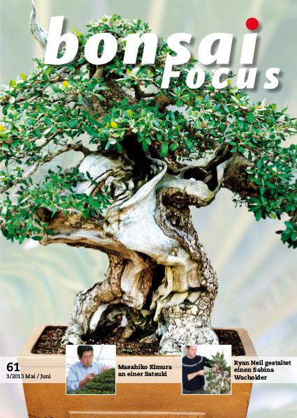 BONSAI FOCUS - Deutsch 2013-3