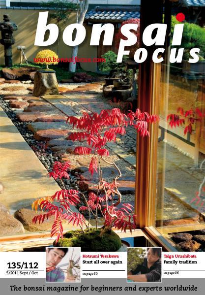 BONSAI FOCUS - English 2011-5