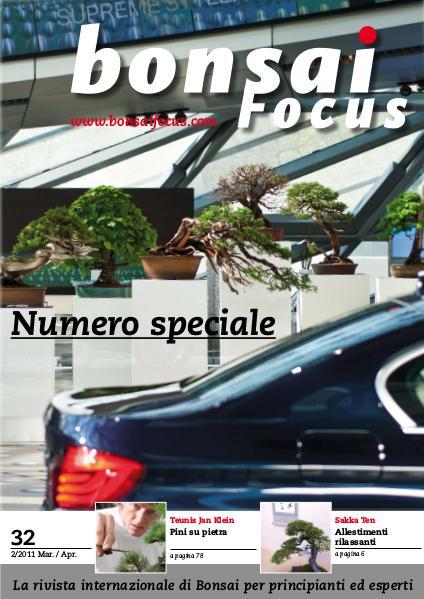 BONSAI FOCUS - Italiano 2011-2