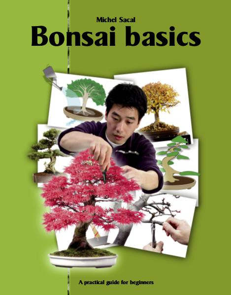 E-books (English) Bonsai Basics