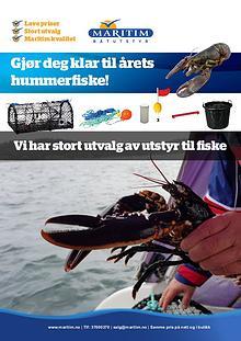 Alt til hummerfiske