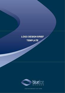 Logo Design Brief Template