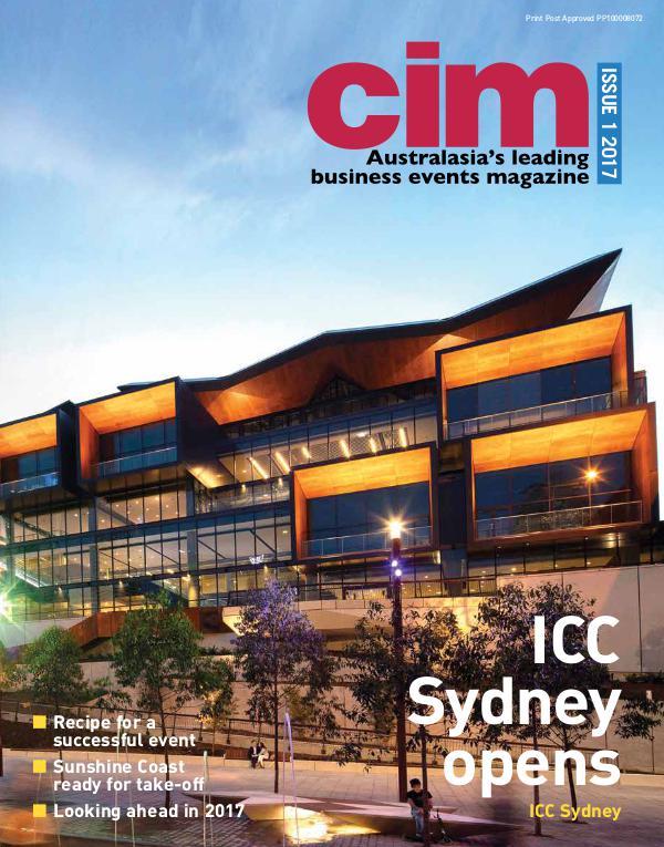 CIM NEWS MAGAZINE Issue 1 2017