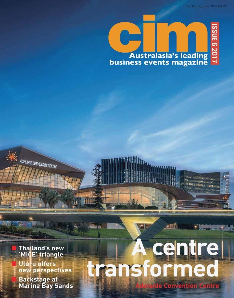 CIM NEWS MAGAZINE Issue 6 2017