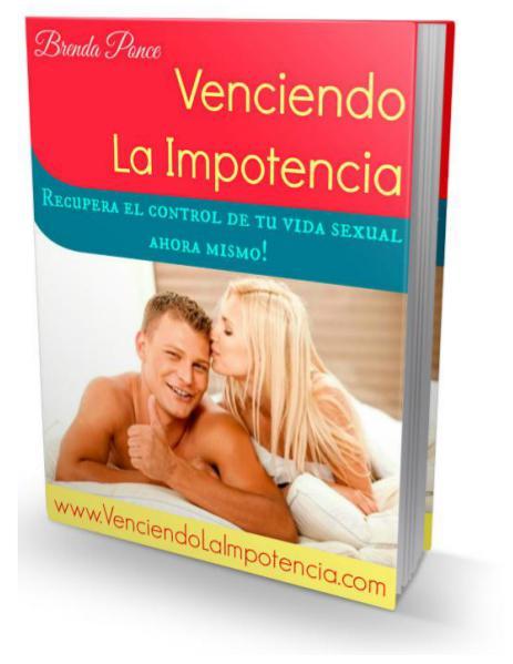 VENCIENDO LA IMPOTENCIA PDF GRATIS Mar. 2016