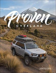 Proven Overland Magazine