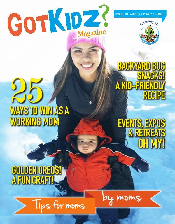 GotKidz Magazine Winter 2016-2017