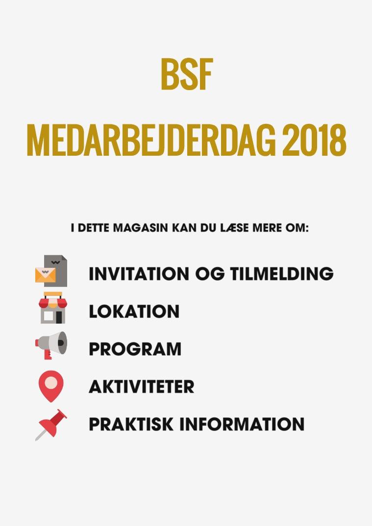 Magasin BSF Medarbejderdag 2018
