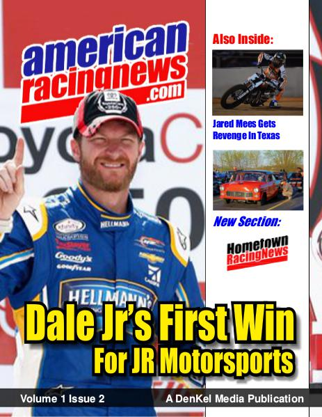 American Racing News Vol 1, Issue 2 Issue 2