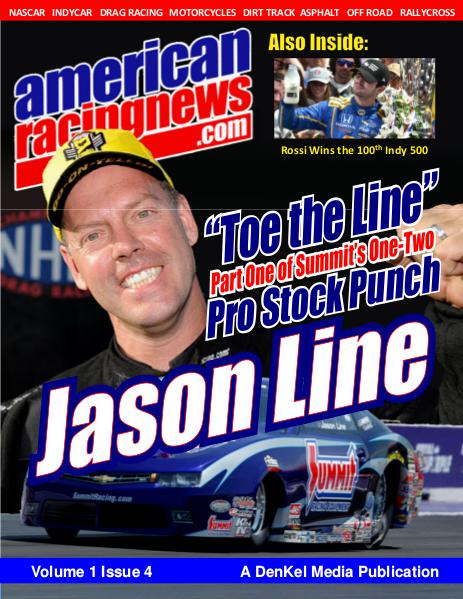 American Racing News Vol 1, Issue 2 Issue 4