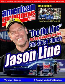 American Racing News Vol 1, Issue 2
