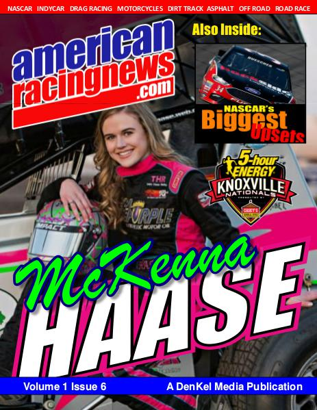 American Racing News Vol 1, Issue 2 Issue 6