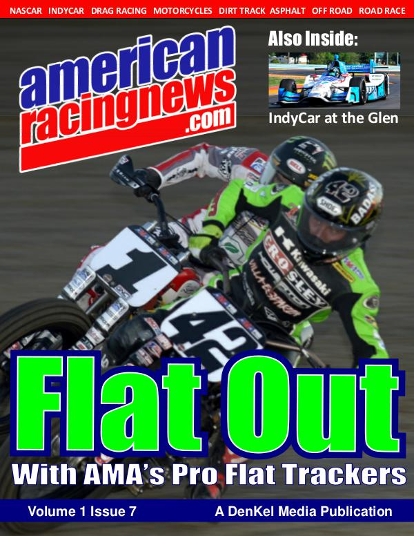 American Racing News Vol 1, Issue 2 Issue 7